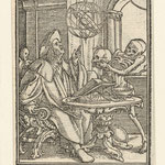 Гольбейн младший, Ганс (Hans Holbein the Younger) – цикл «Пляска смерти» (Dance macabre), 1538 (2)
