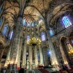 искупительный храм Святого Сердца в Барселоне