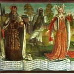 Нотке Бернт (Bernt Notke) – Танец смерти (Dance of Death) 1466