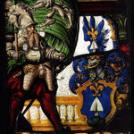 Знаменосец из Грюнингена, 1583
