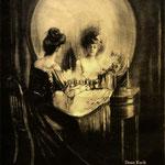 Гилберт Чарльз Аллан (Charles Gilbert)– Тщеславие (All is vanity) 1902
