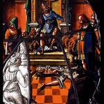 витраж Рудольфа Гроба, 1646