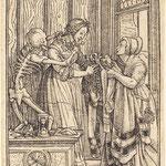 Гольбейн младший, Ганс (Hans Holbein the Younger) – цикл «Пляска смерти» (Dance macabre), 1538