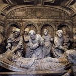 погребение Девы Марии, XVIII век, неизвестный автор