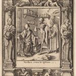 Холлар, Вацлав (Hollar Wenceslaus) – цикл «Пляски смерти» (Dance macabre), 1651 (2)