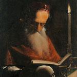 Камбьясо, Лука (Luca Cambiaso) – Святой Иероним (Saint Jerome), около 1570