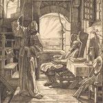 Ретель, Альфред – цикл «Пляски смерти» (Dance macabre), 1849