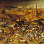 Брейгель Питер (Pieter Bruegel) – Триумф смерти (Triumphus Mortis) 1560