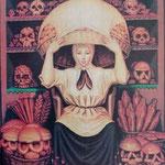 Окампо Октавио (Octavio Ocampo) – Хлеб (Scull) конец XX века