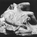 Пол Амброз Шлотц - смерть Икара, 1743