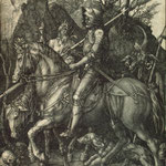 Дюрер Альбрехт – цикл «Апокалипсис» (Apokalypse) 1498