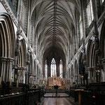 Личфилдский кафедральный собор