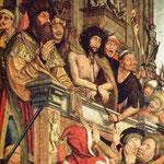 Массейс Квентин (Quinten Massijs) – Пилат показывает Христа народу (Pilatus zeigt Christus dem Volk) 1515