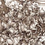 Дюрер Альбрехт  цикл «Апокалипсис» (Apokalypse) 1498