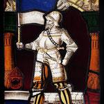 Знаменосец из Цуга, 1557