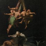 Гойя, Франсиско – Полёт ведьм, между 1797 и 1798