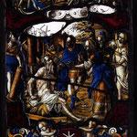 Иов на гноище, 1594