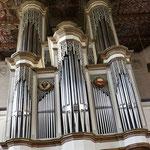 Orgel der St. Lorenz Kirche