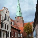 Historischer Stadtkern von Travemünde