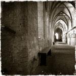 Kreuzgang des Kloster Rhena