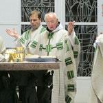 Eucharistiefeier mit P. Bernardin