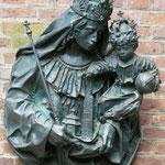 Erinnerung an die wunderbare Rettung der Marien-Basilika zum Kriegsende 1945