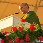 Pater Dr. Tomislav Pervan, ehem. Pfarrer von St. Jakob u. früherer Provinzial der Franziskaner in der Herzegowina