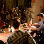 Benjamin Maack, UV-Lesung, Leipziger Buchmesse 2012