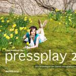 """Claes Neuefeind (Hg.) - """"pressplay 2. Die Anthologie der freien Hörspielszene"""""""