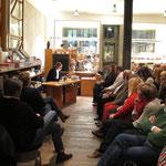München, Literatur Moths, 25.10.2012 (Foto: Literatur Moths)