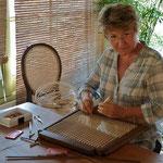 Cannage, votre artisan d'art, Claire Moret