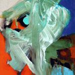 Sans titre-Acrylique sur toile, 50 x 60 cm-2013