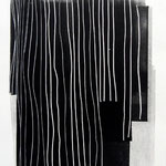 kiji 2, monotype, matrice 40  x 30 cm - 2014
