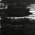 Sans titre-Monotype matrice 40 x 30 cm - 2014