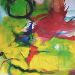 Sans titre-Acrylique sur toile, 143x130 cm-2013