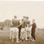 Johann Ketelsen, Alfred Nickel, Achim Grützmacher, Boy Walter Andresen