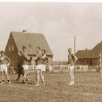 A. Grützmacher, Hannes Feddersen, W. Lassen, Alfred  Nickel, J. Ketelsen, Erwin Lunks, Burkhard Überleer