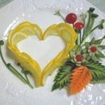 レモン・トマト・きゅうり・人参など