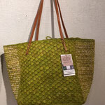 PINEAPPLE TOTE color : lime  完売しました