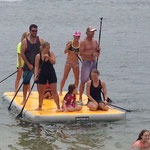 Team SUP on the iMat!!!