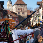 Rottweiler Narrensprung: Federhannes