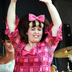Maite Kelly (Tracy Turnblad)