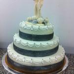 Pièce montée mariage - wedding cake
