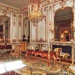 Исторический интерьер рококо