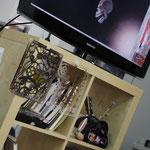 Dettaglio dello schermo