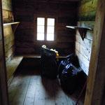 WC Erdgeschoss und Speisekammer