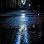 Loeb im Regen by Mattia Coda