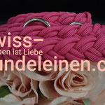 Swiss-Hundeleinen, Hundeleine, Hundeführleine, Handgeknüpft, Hundesport geeignet