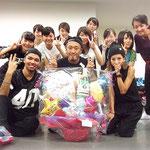Beat squad西千葉クラスが、この日無事に1周年を迎えました♪アミ、ミクも入会をしてくれて、もーめっちゃ嬉しい!!
