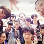 先週入会をしてくれたマユミも来てくれて、稲毛クラスのザリナも体験に参加してくれて、この日もBeat squad西千葉クラス、皆でダンスを楽しんじゃいました♪
